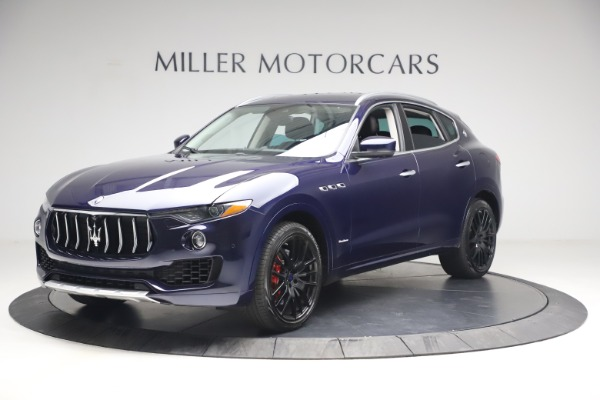 Used 2018 Maserati Levante S Q4 GranLusso for sale $67,900 at Bentley Greenwich in Greenwich CT 06830 2