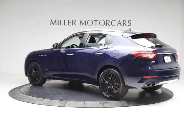 New 2018 Maserati Levante S Q4 GranLusso for sale Sold at Bentley Greenwich in Greenwich CT 06830 4
