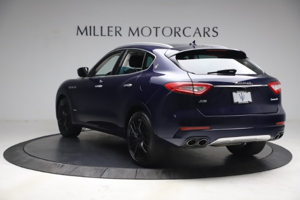 Used 2018 Maserati Levante S Q4 GranLusso for sale $67,900 at Bentley Greenwich in Greenwich CT 06830 5