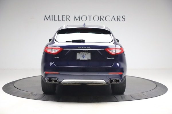 Used 2018 Maserati Levante S Q4 GranLusso for sale $67,900 at Bentley Greenwich in Greenwich CT 06830 6