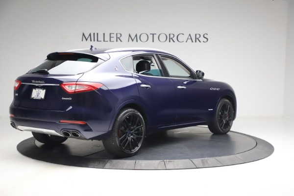 Used 2018 Maserati Levante S Q4 GranLusso for sale $67,900 at Bentley Greenwich in Greenwich CT 06830 7