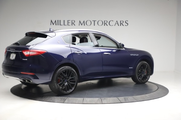 Used 2018 Maserati Levante S Q4 GranLusso for sale $67,900 at Bentley Greenwich in Greenwich CT 06830 8