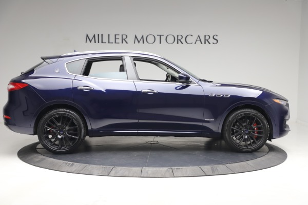 Used 2018 Maserati Levante S Q4 GranLusso for sale $67,900 at Bentley Greenwich in Greenwich CT 06830 9