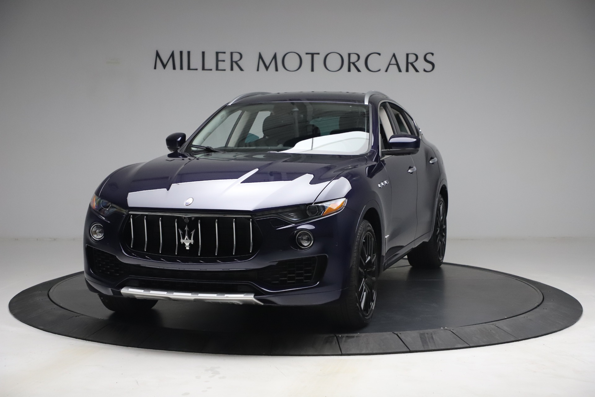New 2018 Maserati Levante S Q4 GranLusso for sale Sold at Bentley Greenwich in Greenwich CT 06830 1