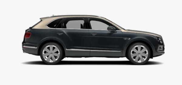 New 2018 Bentley Bentayga Mulliner for sale Sold at Bentley Greenwich in Greenwich CT 06830 2