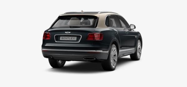 New 2018 Bentley Bentayga Mulliner for sale Sold at Bentley Greenwich in Greenwich CT 06830 3