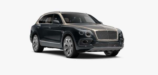 New 2018 Bentley Bentayga Mulliner for sale Sold at Bentley Greenwich in Greenwich CT 06830 1