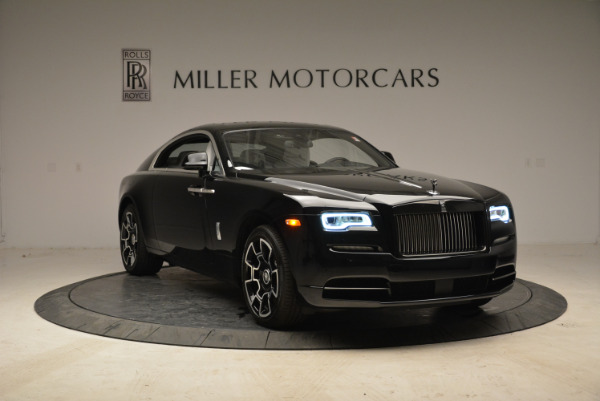 Used 2017 Rolls-Royce Wraith Black Badge for sale Sold at Bentley Greenwich in Greenwich CT 06830 10