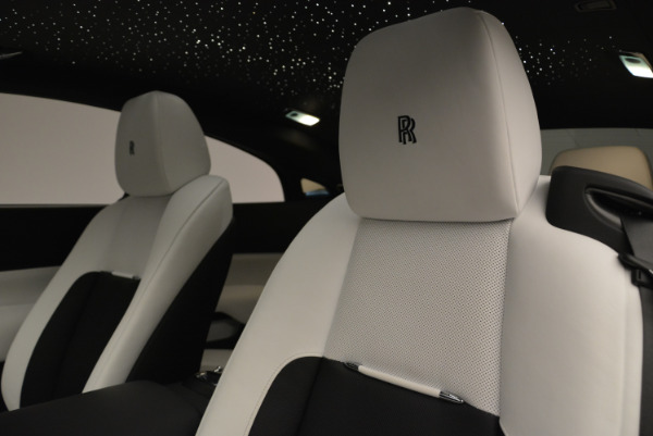 Used 2017 Rolls-Royce Wraith Black Badge for sale Sold at Bentley Greenwich in Greenwich CT 06830 15