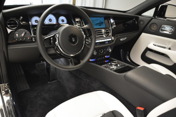 Used 2017 Rolls-Royce Wraith Black Badge for sale Sold at Bentley Greenwich in Greenwich CT 06830 17