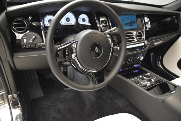 Used 2017 Rolls-Royce Wraith Black Badge for sale Sold at Bentley Greenwich in Greenwich CT 06830 18