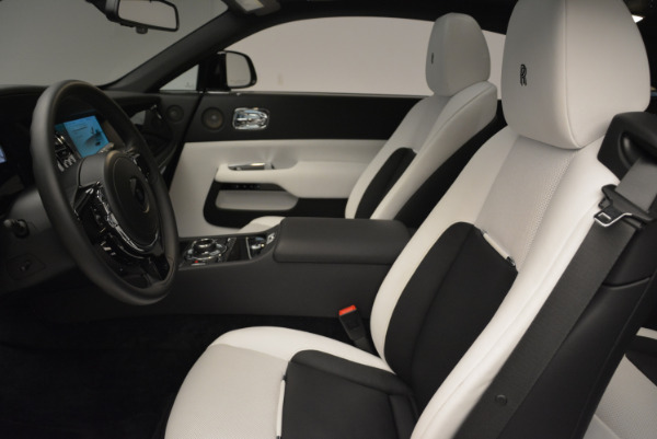 Used 2017 Rolls-Royce Wraith Black Badge for sale Sold at Bentley Greenwich in Greenwich CT 06830 19