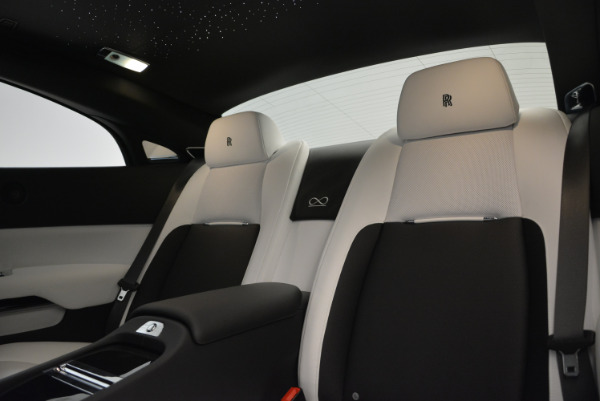 Used 2017 Rolls-Royce Wraith Black Badge for sale Sold at Bentley Greenwich in Greenwich CT 06830 22