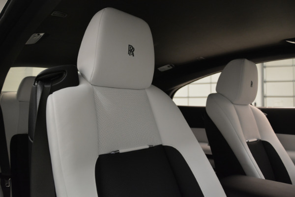 Used 2017 Rolls-Royce Wraith Black Badge for sale Sold at Bentley Greenwich in Greenwich CT 06830 25