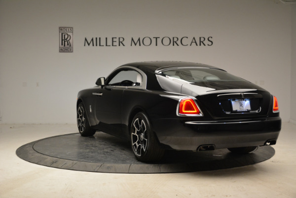 Used 2017 Rolls-Royce Wraith Black Badge for sale Sold at Bentley Greenwich in Greenwich CT 06830 5