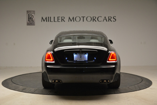 Used 2017 Rolls-Royce Wraith Black Badge for sale Sold at Bentley Greenwich in Greenwich CT 06830 6