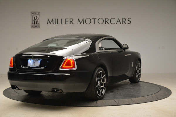 Used 2017 Rolls-Royce Wraith Black Badge for sale Sold at Bentley Greenwich in Greenwich CT 06830 7