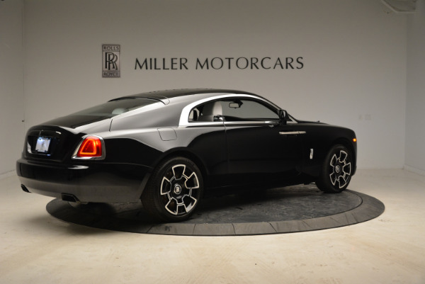 Used 2017 Rolls-Royce Wraith Black Badge for sale Sold at Bentley Greenwich in Greenwich CT 06830 8