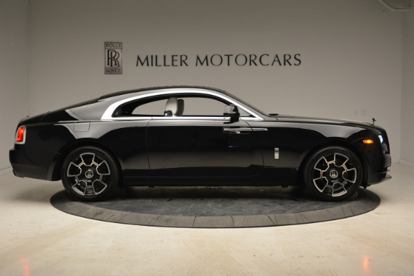 Used 2017 Rolls-Royce Wraith Black Badge for sale Sold at Bentley Greenwich in Greenwich CT 06830 9