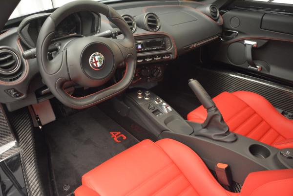 New 2016 Alfa Romeo 4C for sale Sold at Bentley Greenwich in Greenwich CT 06830 13
