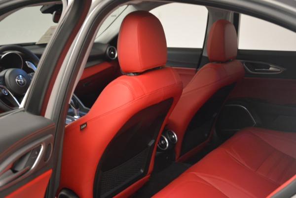 New 2018 Alfa Romeo Giulia Ti Sport Q4 for sale Sold at Bentley Greenwich in Greenwich CT 06830 19