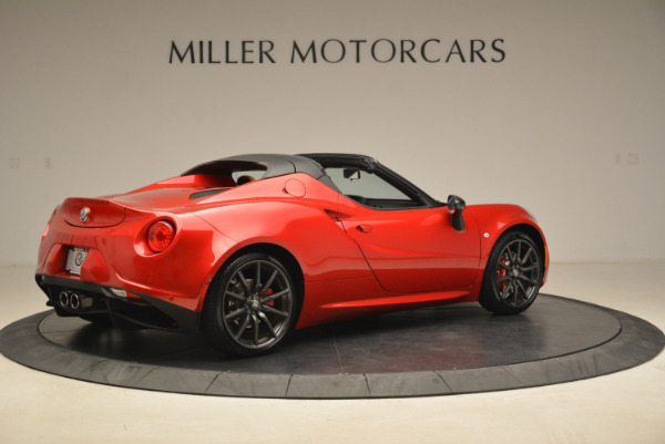New 2018 Alfa Romeo 4C Spider for sale Sold at Bentley Greenwich in Greenwich CT 06830 11