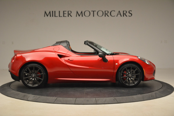 New 2018 Alfa Romeo 4C Spider for sale Sold at Bentley Greenwich in Greenwich CT 06830 12