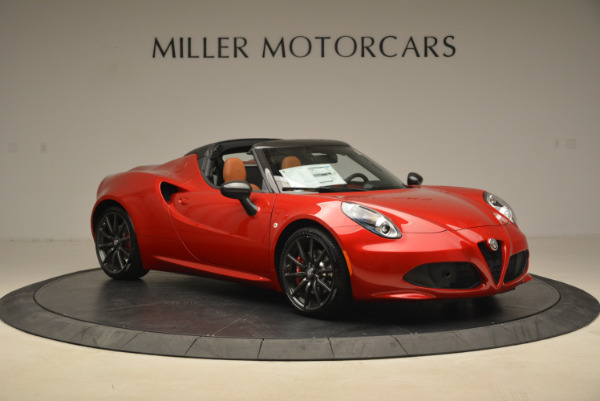 New 2018 Alfa Romeo 4C Spider for sale Sold at Bentley Greenwich in Greenwich CT 06830 16