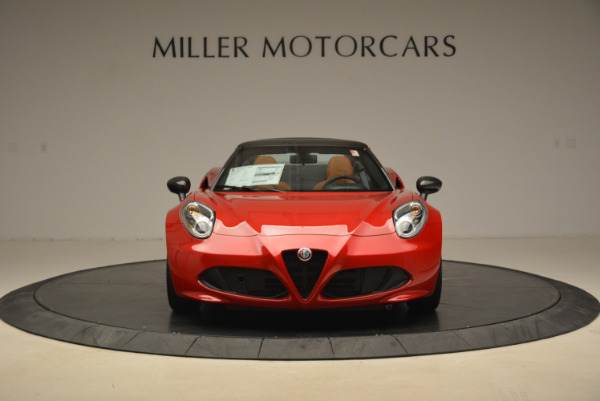 New 2018 Alfa Romeo 4C Spider for sale Sold at Bentley Greenwich in Greenwich CT 06830 18