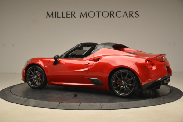 New 2018 Alfa Romeo 4C Spider for sale Sold at Bentley Greenwich in Greenwich CT 06830 7