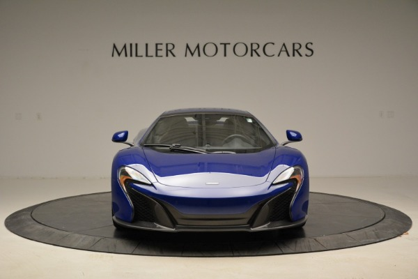 Used 2016 McLaren 650S Spider for sale Sold at Bentley Greenwich in Greenwich CT 06830 22