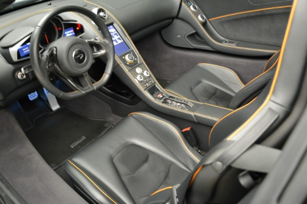Used 2016 McLaren 650S Spider for sale Sold at Bentley Greenwich in Greenwich CT 06830 24