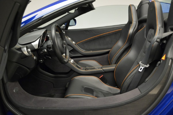Used 2016 McLaren 650S Spider for sale Sold at Bentley Greenwich in Greenwich CT 06830 25