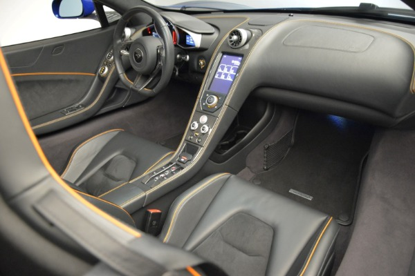 Used 2016 McLaren 650S Spider for sale Sold at Bentley Greenwich in Greenwich CT 06830 26