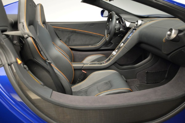 Used 2016 McLaren 650S Spider for sale Sold at Bentley Greenwich in Greenwich CT 06830 27