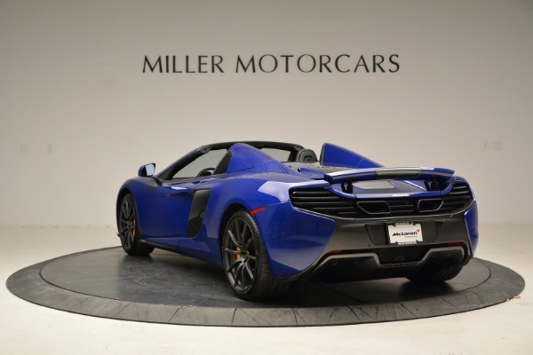 Used 2016 McLaren 650S Spider for sale Sold at Bentley Greenwich in Greenwich CT 06830 5
