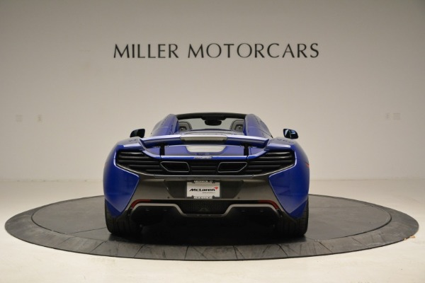 Used 2016 McLaren 650S Spider for sale Sold at Bentley Greenwich in Greenwich CT 06830 6