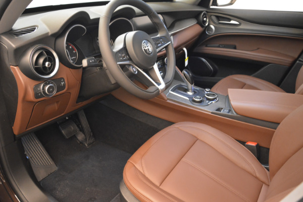 New 2018 Alfa Romeo Stelvio Ti Q4 for sale Sold at Bentley Greenwich in Greenwich CT 06830 13