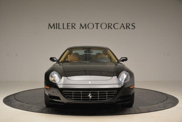 Used 2008 Ferrari 612 Scaglietti OTO for sale Sold at Bentley Greenwich in Greenwich CT 06830 12