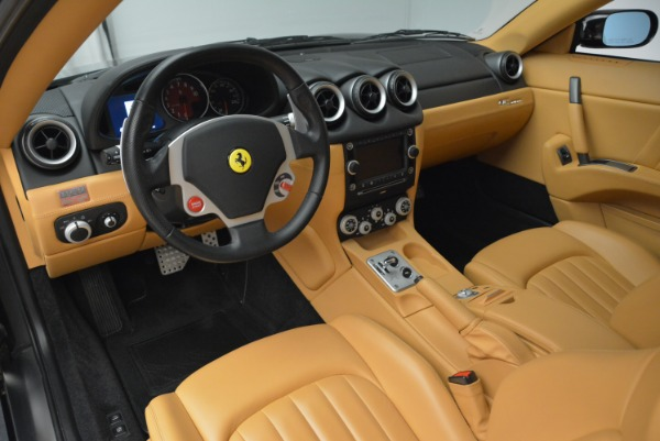 Used 2008 Ferrari 612 Scaglietti OTO for sale Sold at Bentley Greenwich in Greenwich CT 06830 13