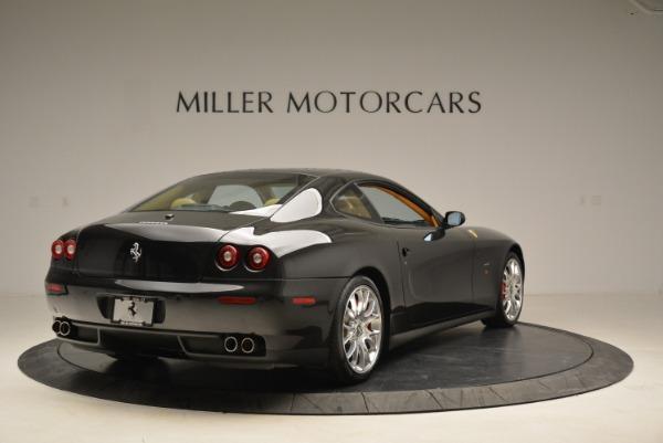 Used 2008 Ferrari 612 Scaglietti OTO for sale Sold at Bentley Greenwich in Greenwich CT 06830 7
