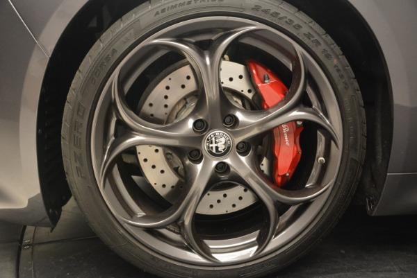 New 2018 Alfa Romeo Giulia Quadrifoglio for sale Sold at Bentley Greenwich in Greenwich CT 06830 21