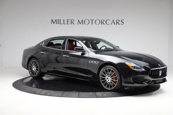 Used 2018 Maserati Quattroporte S Q4 GranSport for sale $67,900 at Bentley Greenwich in Greenwich CT 06830 10