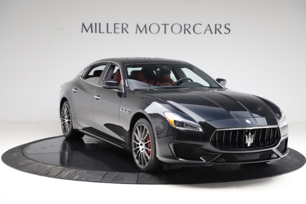 Used 2018 Maserati Quattroporte S Q4 GranSport for sale $67,900 at Bentley Greenwich in Greenwich CT 06830 11