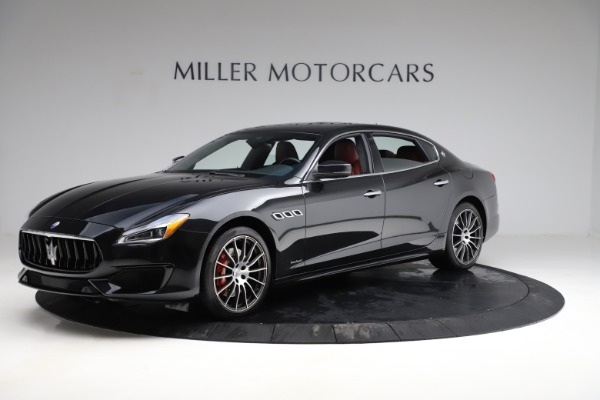 New 2018 Maserati Quattroporte S Q4 GranSport for sale Sold at Bentley Greenwich in Greenwich CT 06830 2