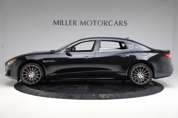 Used 2018 Maserati Quattroporte S Q4 GranSport for sale $67,900 at Bentley Greenwich in Greenwich CT 06830 3