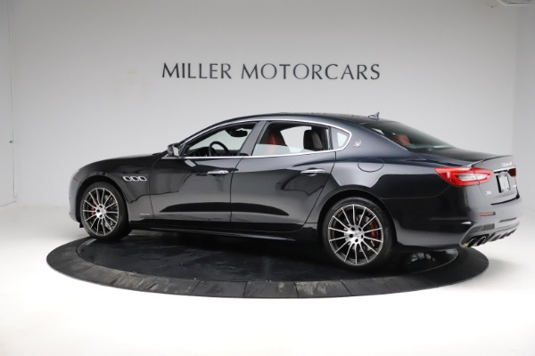 Used 2018 Maserati Quattroporte S Q4 GranSport for sale $67,900 at Bentley Greenwich in Greenwich CT 06830 4