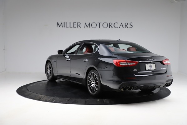 Used 2018 Maserati Quattroporte S Q4 GranSport for sale $67,900 at Bentley Greenwich in Greenwich CT 06830 5