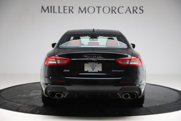 Used 2018 Maserati Quattroporte S Q4 GranSport for sale $67,900 at Bentley Greenwich in Greenwich CT 06830 6