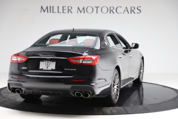 Used 2018 Maserati Quattroporte S Q4 GranSport for sale $67,900 at Bentley Greenwich in Greenwich CT 06830 7